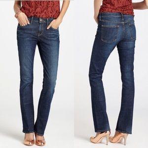 Pilcro & Letterpress fit/stet Slim Bootcut Jean